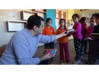 Dr. Serkan Besli kendini eğitime adadı