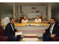 Devlet Hastanesi bünyesinde 'Manevi Destek Birimi' kuruldu