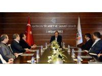 ATSO Başkan Yardımcısı Hacısüleyman'dan iş adamlarına imaj çağrısı