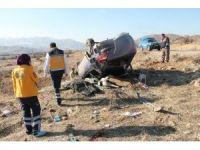 Bebeğini görmeye giderken kaza geçiren anne öldü