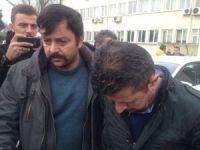 165 kilogram eroin ile yakalanan 2 şahıs adliyeye sevk edildi