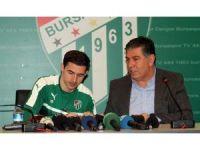 Stancu Bursaspor'a imzayı attı