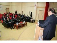 Çocuk Koruma Kanunu İl Koordinasyonu Toplantısı yapıldı