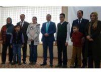 Erciş'te TEOG birincileri ödüllendirildi