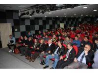 """Bilecik'te """"Spor Yaralanmalarında Güncel Tedavi Yöntemleri"""" konferansı"""