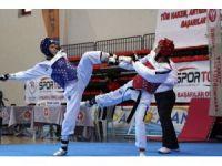 Alanya'da Türkiye Tekvando Şampiyonası