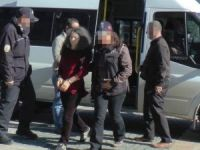 Giresun'da yakalanan PKK'lılardan biri HDP'li eski milletvekili adayı çıktı