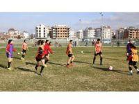 1207 Antalya Döşemealtı kadın futbol takımı Ereğli yolcusu