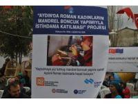 Romanlara yönelik 'Boncuk' projesi istihdama katkı sağlayacak