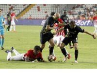 Antalyaspor ile Osmanlıspor 17. randevuda
