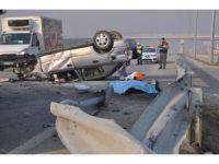 İnegöl'de trafik ve iş kazalarında büyük artış
