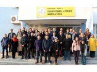 Aday Öğretmenlere Mesleki Eğitim konferansı verildi