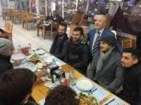 Büyükçekmece Tepecikspor'a balık dopingi
