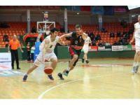 Banvit ilk devreyi Yeşilgiresun Belediyespor maçı ile kapatıyor