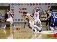 Gaziantep Basketbol'un konuğu İstanbul Büyükşehir