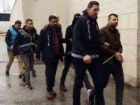 Sakarya'da 2 PKK şüphelisi adliyeye sevk edildi