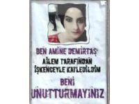 Amine Demirtaş'ın ilk duruşması 2 Mart'ta görülecek
