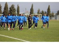 Akhisar Belediyespor, Kayserispor maçı hazırlıklarını sürdürdü