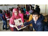 Viranşehir'den Kulalı öğrencilere mektupla cevap