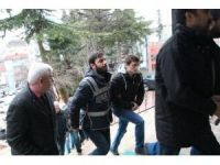 FETÖ/PYD operasyonu kapsamında gözaltına alınan şüpheli 22 emniyet mensubu hakim karşısında