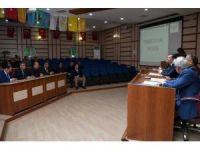 Anamur'da hal projesi toplantısı yapıldı
