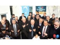 Bağımsız Doğu Türkistanlılar Derneği Abdülmecit Avşar Kültür Evi açıldı