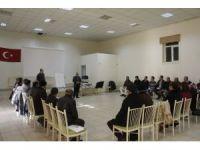 Uçhisar Belediyesi'nde hizmet içi eğitim tamamlandı