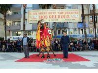 Antalya'da en süslü deve ödülü 'Kanka'ya gitti