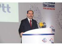 """Ulaştırma Bakanı Arslan: """"PTT artık küresel bir oyuncu"""""""