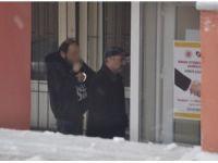 FETÖ'den aranan başsavcı noterde otomobilini devrederken yakalandı