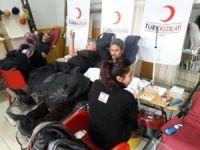 Battalgazi ilçesinde kan bağışı kampanyası