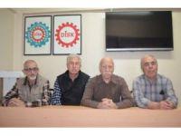 Emeklilere 'sendikaya üye olma hakkını kullanın' çağrısı