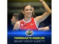 Fenerbahçe, Bahar Toksoy Guidetti'yi transfer etti