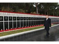 Azerbaycan 20 Ocak şehitlerini 27. yıl dönümünde anıyor