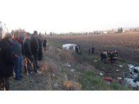 Ambulans ile otomobil çarpıştı, aynı aileden 5 kişi hayatını kaybetti