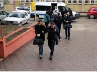 Karabük'te FETÖ operasyonunda 8 tutuklama
