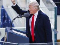 Trump, top atışıyla Başkanlık görevini devraldı