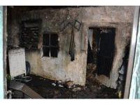 Saruhanlı'da ev yangını: 1 ölü