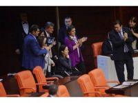 Anayasa değişiklik teklifinin 14. maddesi 342 oyla kabul edildi