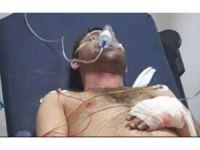 Samsun'da tüp patladı: 1 yaralı