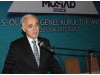 MÜSİAD Başkanı Nail Olpak: