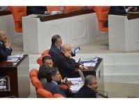Anayasa değişikliği teklifinin 18. maddesi 343 oyla kabul edildi