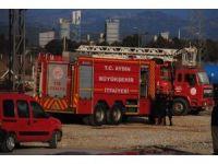 Ortaklar OSB'de Fabrika Yangını