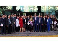 Aydın'da organ bağışını destekleyenler onurlandırıldı