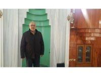 Namaz kılarken kalp krizi geçiren adamı cami imamı kurtardı