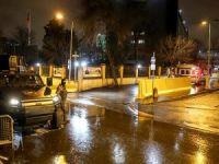 İstanbul Emniyet Müdürlüğüne lav silahıyla ateş açıldı