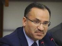Adalet Bakanı Bozdağ:Türk tarihinde yeni bir dönemin kapısı aralandı