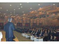Siirt'te '15 Temmuz darbe girişimi ve gençlik' konulu konferans düzenlendi