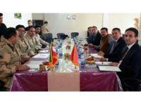 İran'da sınır güvenliği toplantısı