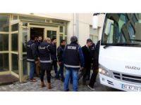 Uşak'ta FETÖ'den 19 kişi tutuklandı